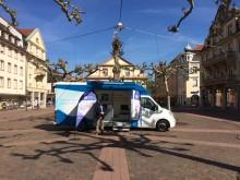 Beratungsmobil der Unabhängigen Patientenberatung kommt am 29. Juli nach Rastatt.