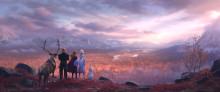  Frost 2 – inspirerad av Norge och samisk kultur