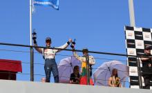 Pallplats i Dubai 24 timmars för Simon Larsson