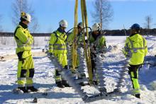 17 miljoner investeras i Bälinge, Avan och Sandnäsets elnät