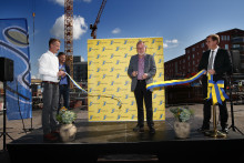 Stångåstaden inviger 97 nya lägenheter i Vasastaden
