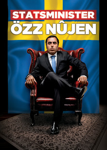 """Efter succéstarten: """"Statsminister Özz Nûjen"""" till Cirkus"""