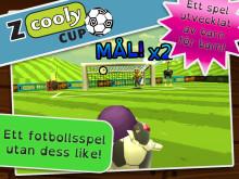 Zcooly har släpp gratis fotbollsspel