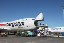 Panalpina and Cargolux make great strides in Cargo iQ performance