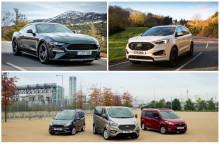 Ford tager Genève med storm – europæisk premiere på Mustang Bullitt og fornyet Edge