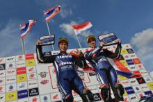 アジアロードレース選手権 Rd.06 12月1-2日 タイ