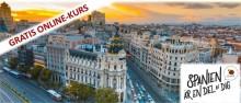Bli expert på Spanien med vår kurs online!