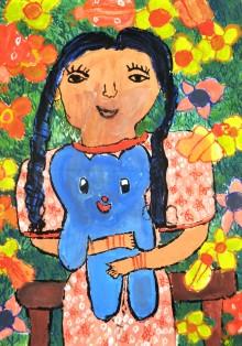 Vem är jag? – Barnen gör en resa i självporträttets värld