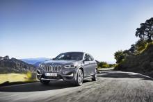 Nya BMW X1 – snart även som plug in-hybrid