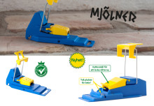 Patenterade, svenska Mjölner – för en mus- och råttfri höst!