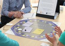 Det lokala näringslivet spelar brädspel med tjänstemän i Ale kommun för ett bättre företagsklimat