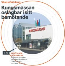 Sveriges trivsammaste köpcentrum. Igen!