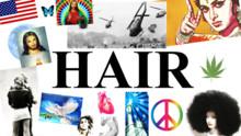 HAIR på Balettakademien - premiär 3 mars
