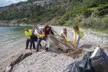 Plukket mer enn ti tonn avfall under årets strandryddeuke