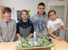 Växthuset Skola till riksfinal i Future City