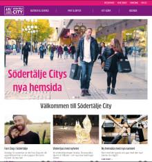 Välkommen till SodertaljeCity.se