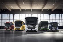 Scania udvider udvalget for gasbusser