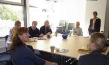 Ministerbesök hos Hemfrid satte strålkastarljus på skattereform