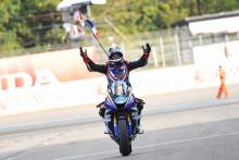 ラタポン・ウィライロー選手が両レースを制し逆転で初のチャンピオンを獲得 2018年 アジアロードレース選手権 SS600