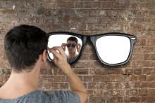 Solbrillespejl