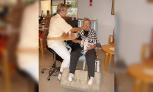 Saddle Chairs Can Assist in Independent Living