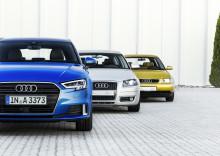 20 år med Audi A3