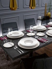 Radiance and flair for gourmet cuisine – Stella Vogue guarantees stylish presentation