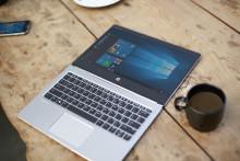 HP lanserer sin tynneste og letteste bærbare maskin noensinne for profesjonell bruk
