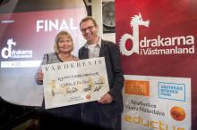 """""""Circleflow"""" -Vinnare av Drakarna i Västmanland 2013."""