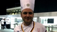 Gather & Gather head chef wins gold at Culinary Olympics