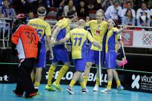 Sverige klart för VM-final - Kim Nilsson poängbäst genom tiderna