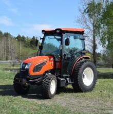 Hako presenterar  nätt och kraftfull traktorserie från Kioti