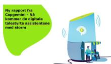Digitale, talestyrte assistenter kommer med storm