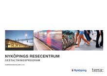 Resecentrum Nyköping, gestaltningsprogram