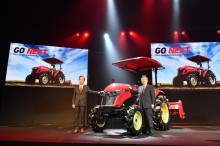 Yanmar Unveils All-New YM Tractor