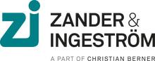 Zander & Ingeström har uppdaterat sin logotyp