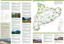 New map - Catalonia Ecotourism