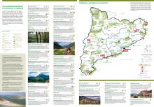New map - Catalonia Ecotourism