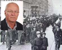 Historiker föreläser om hungerdemonstrationerna 1917