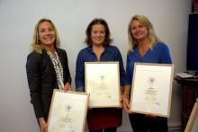 DHL Sveriges mest hållbara logistikföretag