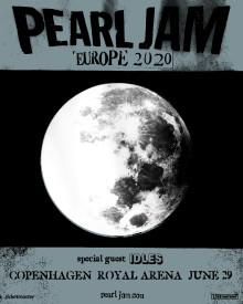 Pearl Jam til Danmark!