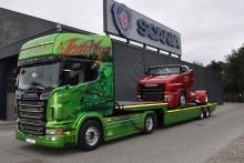 Åbent Hus hos Scania i Randers på lørdag