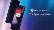 Telia først ut med OnePlus 6 i Norge