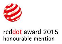 Ascom Myco vinner Red Dot Award 2015