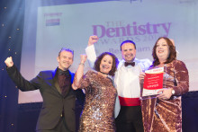 Swansea's Brynhyfryd Dental is awarded Best Team in Wales at national Dentistry Awards