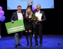 Lösningen som minskar dyra returer inom retailbranschen prisad i Venture Cups Sverigefinal