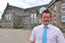 Parent's nationwide social media campaign finds a new headteacher on their doorstep.