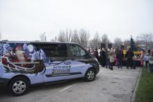 Már tizenkét éve Forddal érkezik az igazi Mikulás Magyarországra