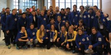 52 studentidrottare till Vinteruniversiaden i Kazakstan – studentidrottens motsvarighet till ett olympiskt spel