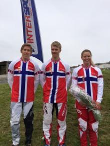 Hetland, Idsøe og Navrestad norgesmestere i BMX